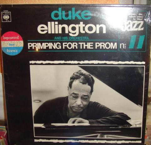 Duke Ellington - Primping for Prom - CBS France - Sealed 1973
